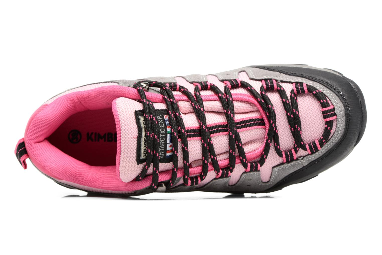 Scarpe sportive Kimberfeel HARRISON Grigio immagine sinistra