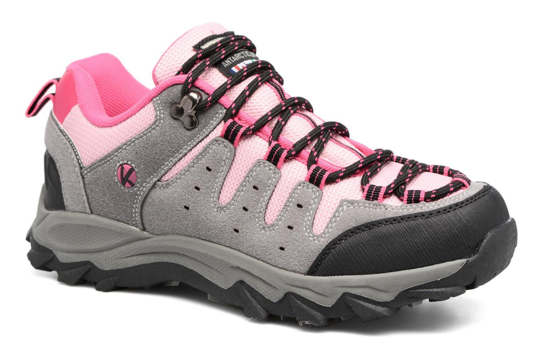Chaussures de sport Kimberfeel HARRISON Gris vue détail/paire