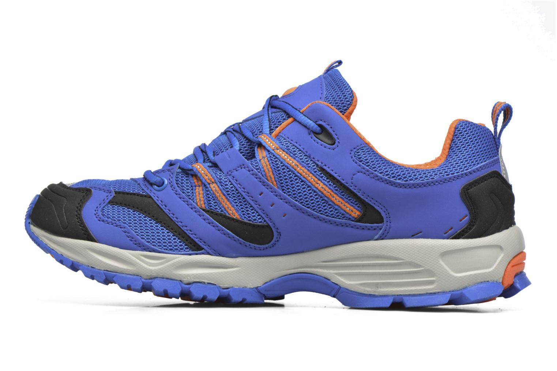 Zapatillas de deporte Kimberfeel RIDGE Azul vista de frente