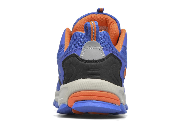 Zapatillas de deporte Kimberfeel RIDGE Azul vista lateral derecha