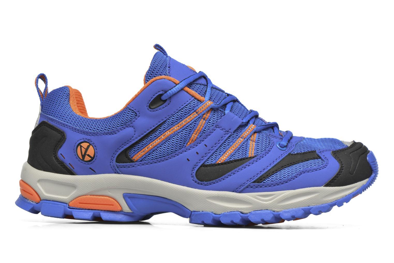 Sport shoes Kimberfeel RIDGE Blue back view