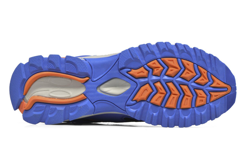 Zapatillas de deporte Kimberfeel RIDGE Azul vista de arriba
