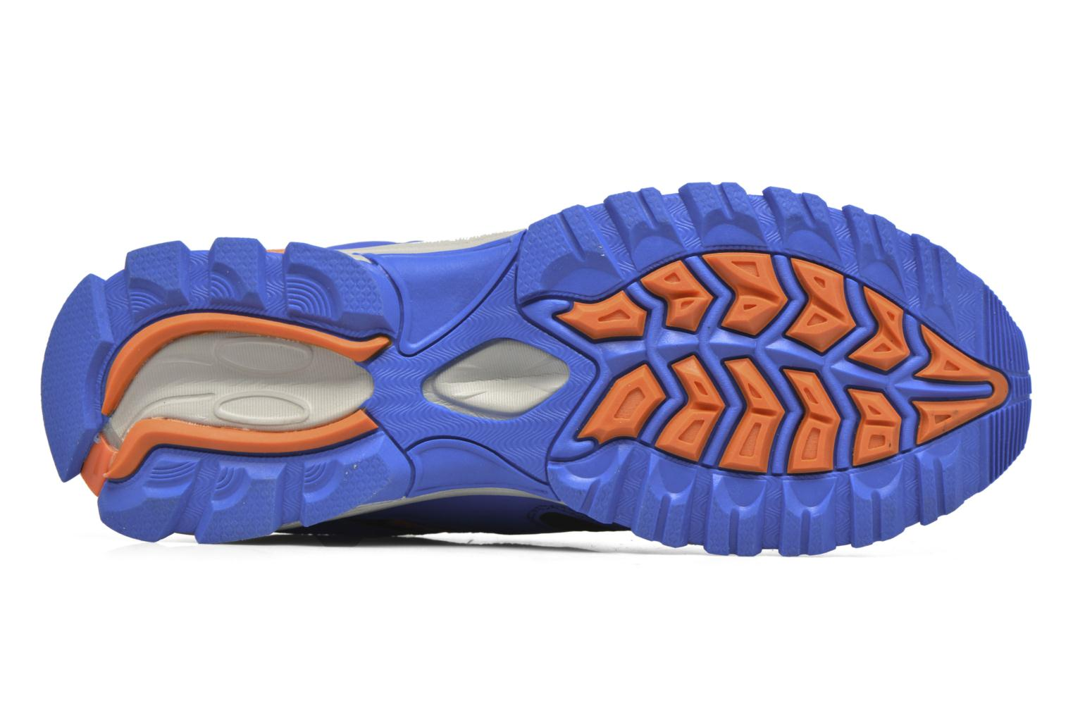 Sport shoes Kimberfeel RIDGE Blue view from above