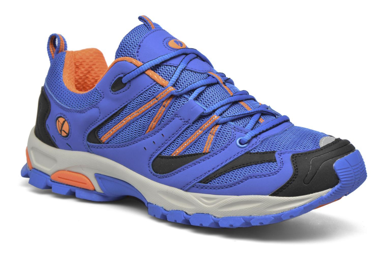 Sport shoes Kimberfeel RIDGE Blue detailed view/ Pair view