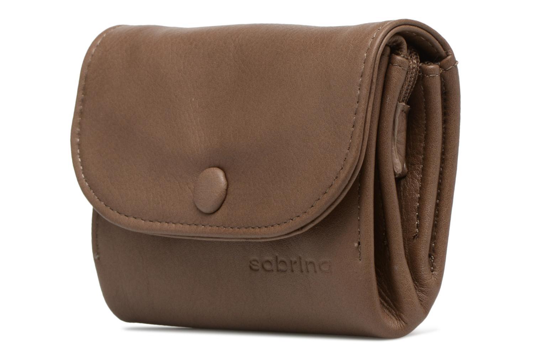 Portemonnaies & Clutches Sabrina Laura braun schuhe getragen