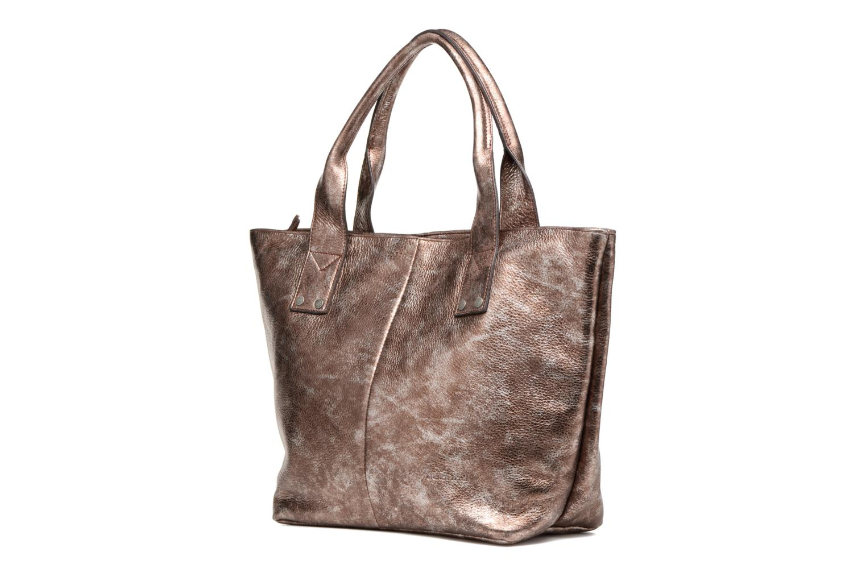 Handbags Sabrina Marianne Brown model view