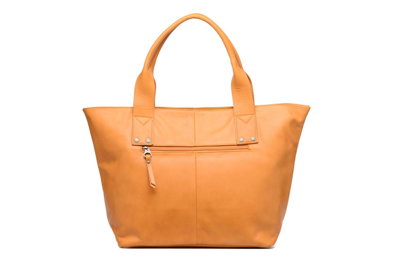 Håndtasker Sabrina Marianne Gul se forfra