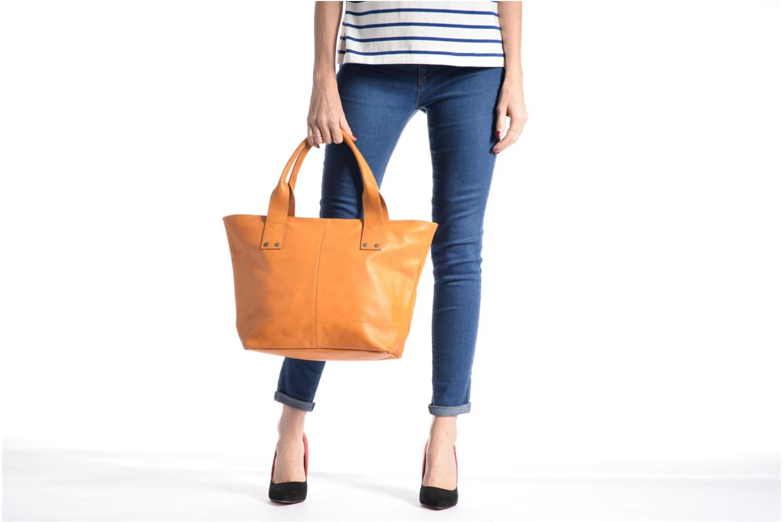 Håndtasker Sabrina Marianne Gul se foroven