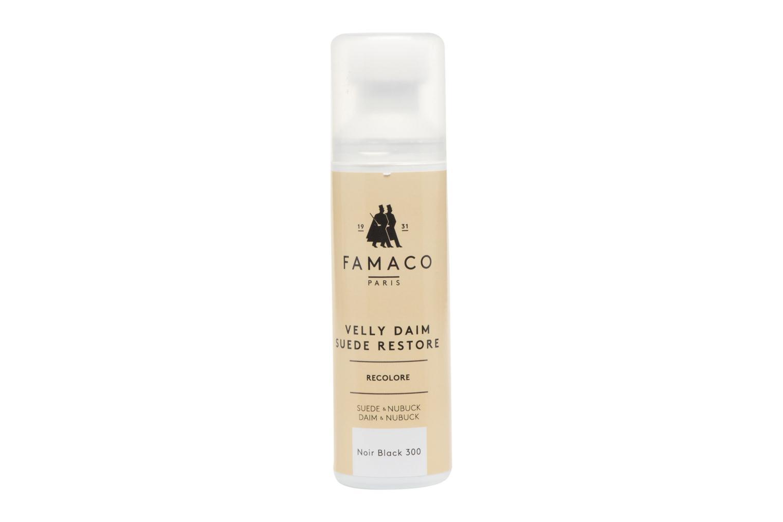 Schuhpflegeprodukte Famaco Velly daim schwarz detaillierte ansicht/modell