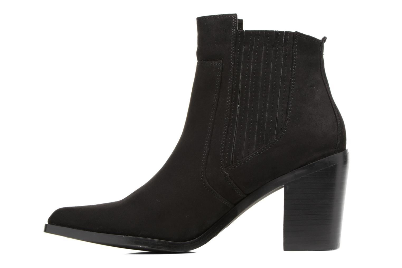 Bottines et boots Chattawak Laurence Noir vue face