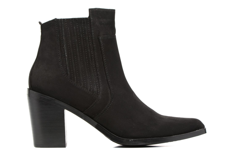 Bottines et boots Chattawak Laurence Noir vue derrière