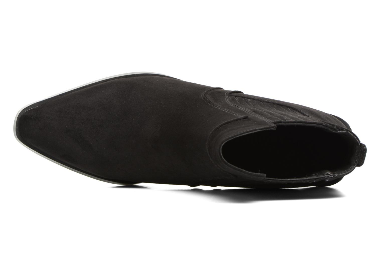 Bottines et boots Chattawak Laurence Noir vue gauche