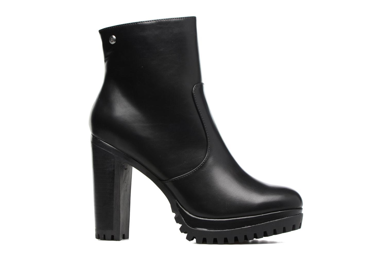 Bottines et boots Chattawak Manon Noir vue derrière