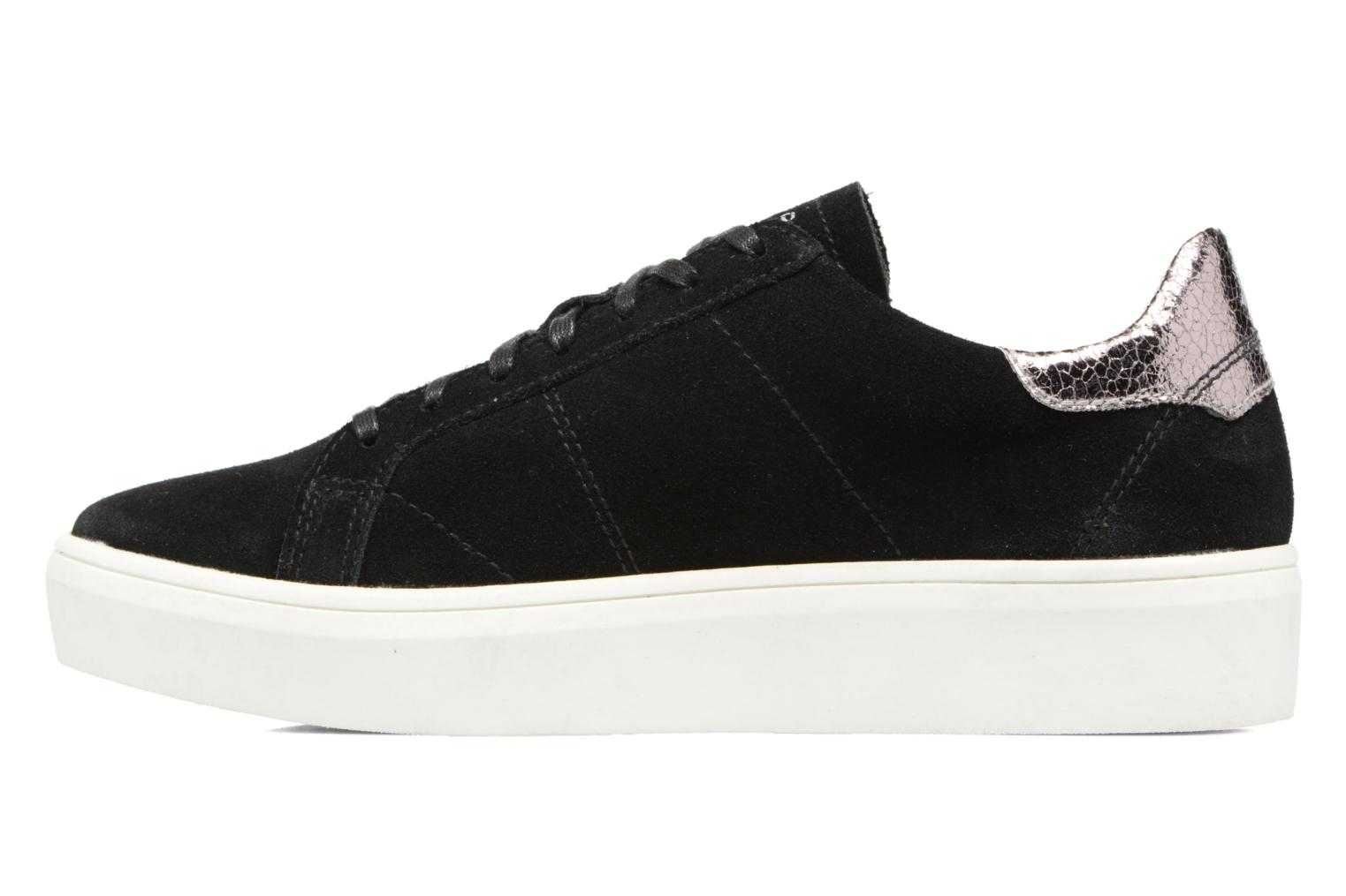 Trainers Esprit Elda Black front view