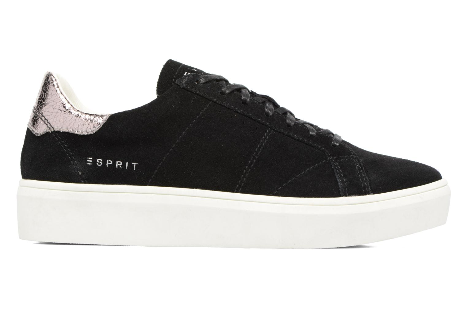 Trainers Esprit Elda Black back view