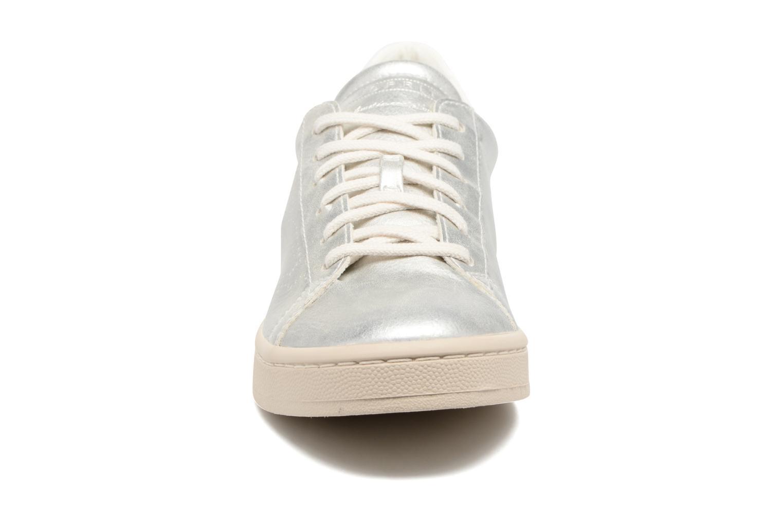 Sneaker Esprit Gonda lou silber schuhe getragen
