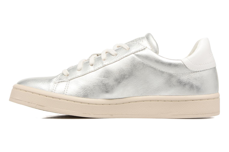 Sneaker Esprit Gonda lou silber ansicht von vorne