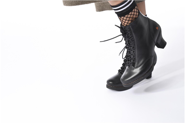 Bottines et boots Art HARLEM 927 Noir vue bas / vue portée sac