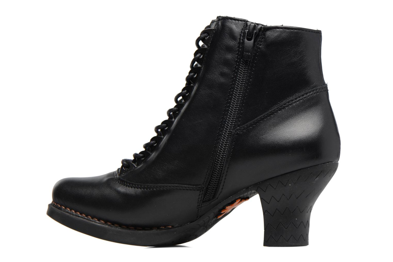 Bottines et boots Art HARLEM 927 Noir vue face