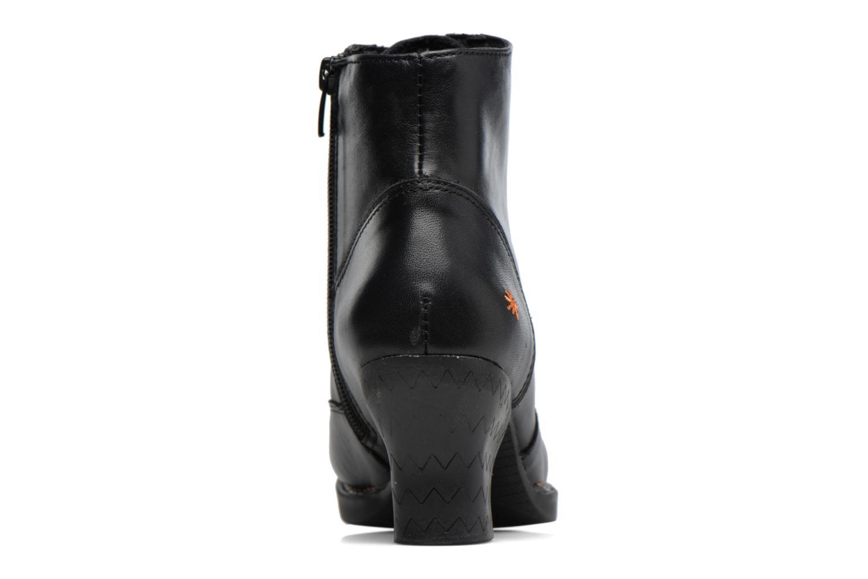 Bottines et boots Art HARLEM 927 Noir vue droite