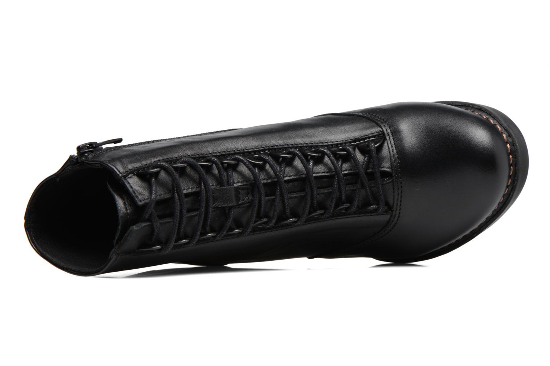 Bottines et boots Art HARLEM 927 Noir vue gauche