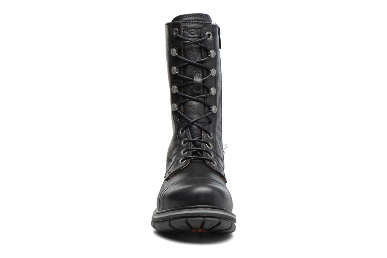 Bottines et boots Art ASSEN 1208 Noir vue portées chaussures