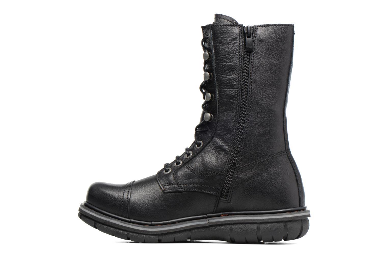 Bottines et boots Art ASSEN 1208 Noir vue face
