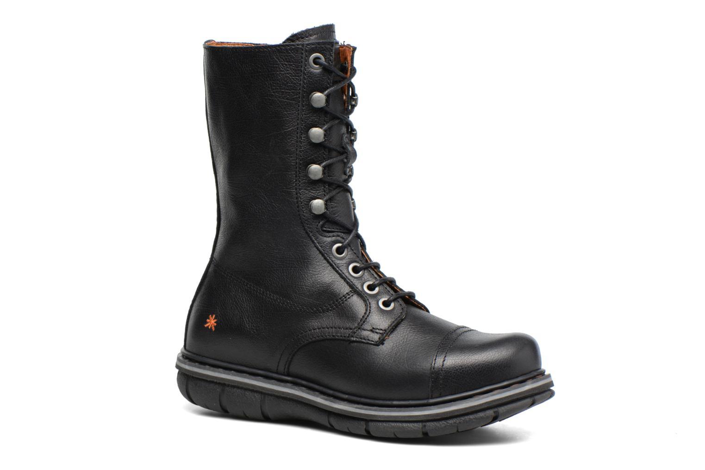 Bottines et boots Art ASSEN 1208 Noir vue détail/paire