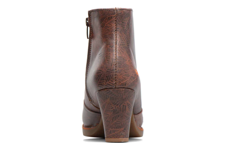 Bottines et boots Art ST TROPEZ 1073 Marron vue droite