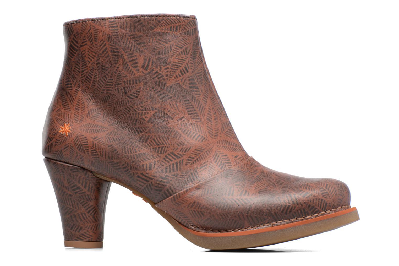 Bottines et boots Art ST TROPEZ 1073 Marron vue derrière