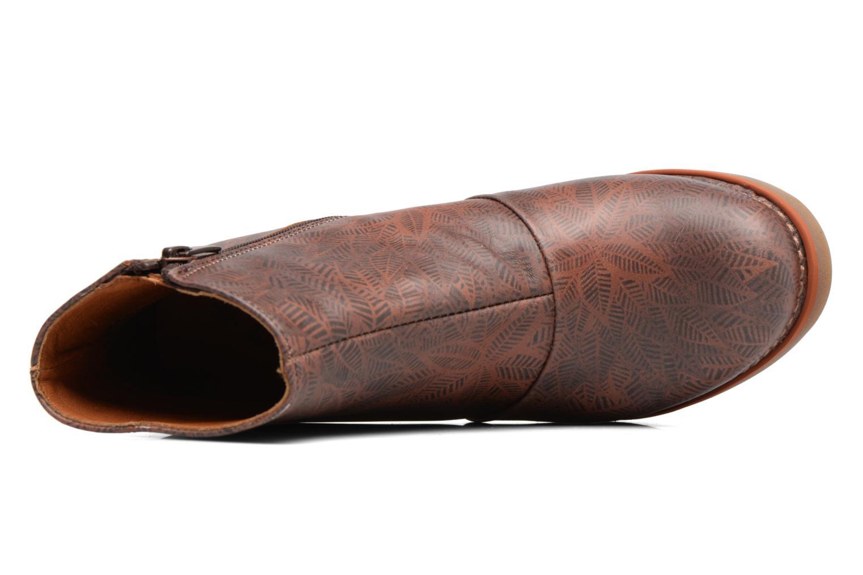 Bottines et boots Art ST TROPEZ 1073 Marron vue gauche