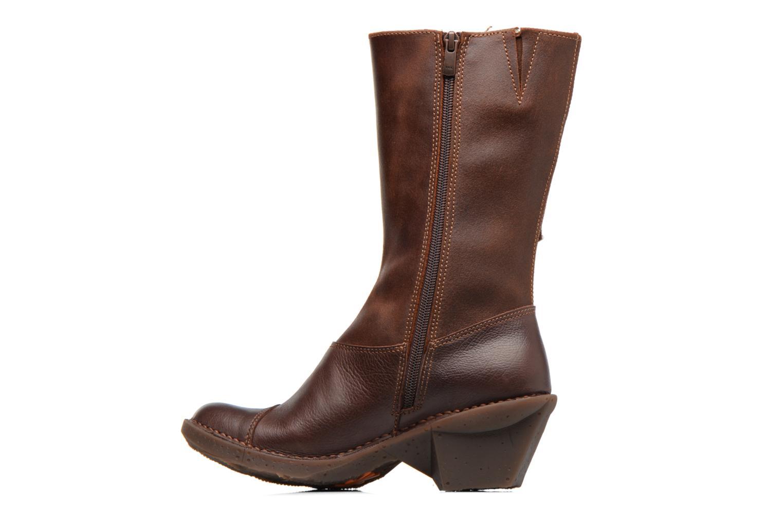 Bottines et boots Art OTEIZA 1221 Marron vue face