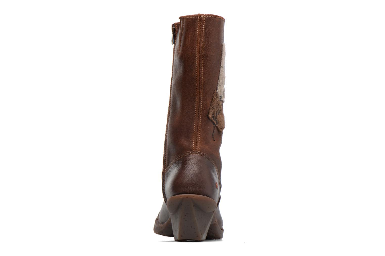 Bottines et boots Art OTEIZA 1221 Marron vue droite