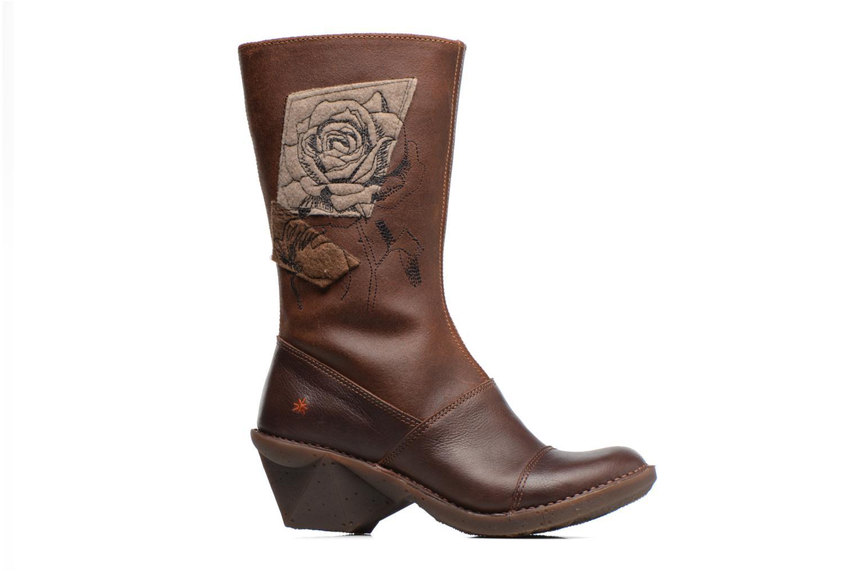 Bottines et boots Art OTEIZA 1221 Marron vue derrière