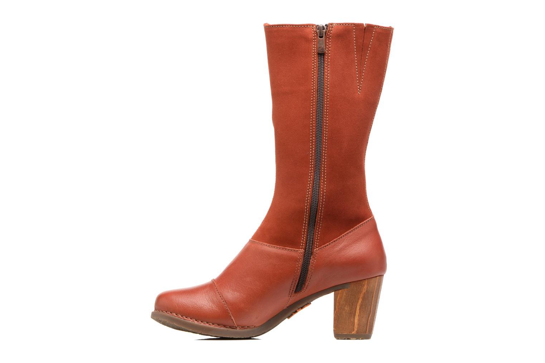 Boots & wellies Art SALZBURG 1246 Red front view