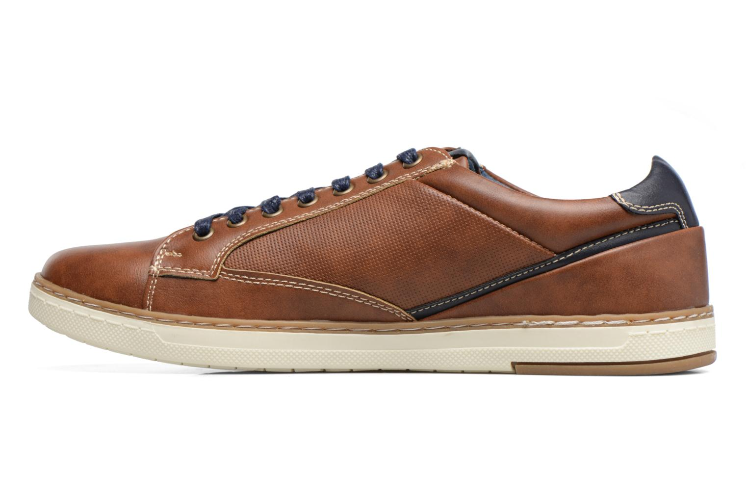 Trainers I Love Shoes SYLVAN Brown front view