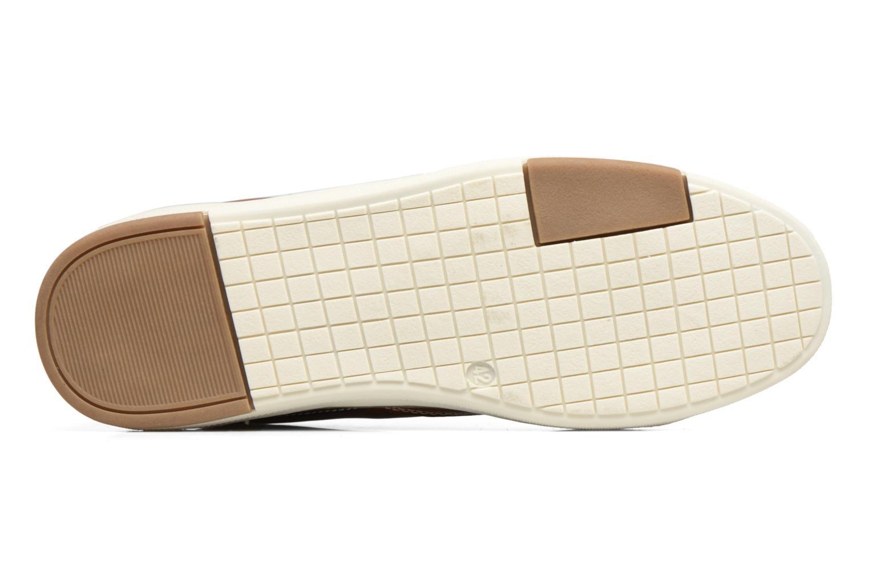 Sneakers I Love Shoes SYLVAN Marrone immagine dall'alto