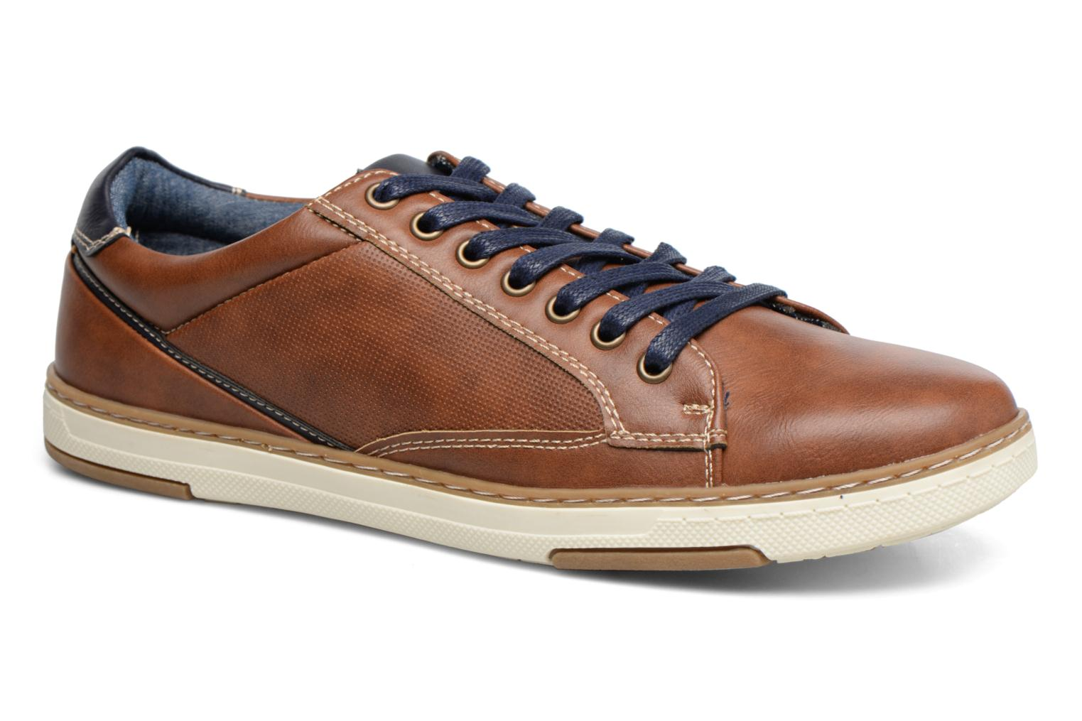 Trainers I Love Shoes SYLVAN Brown detailed view/ Pair view