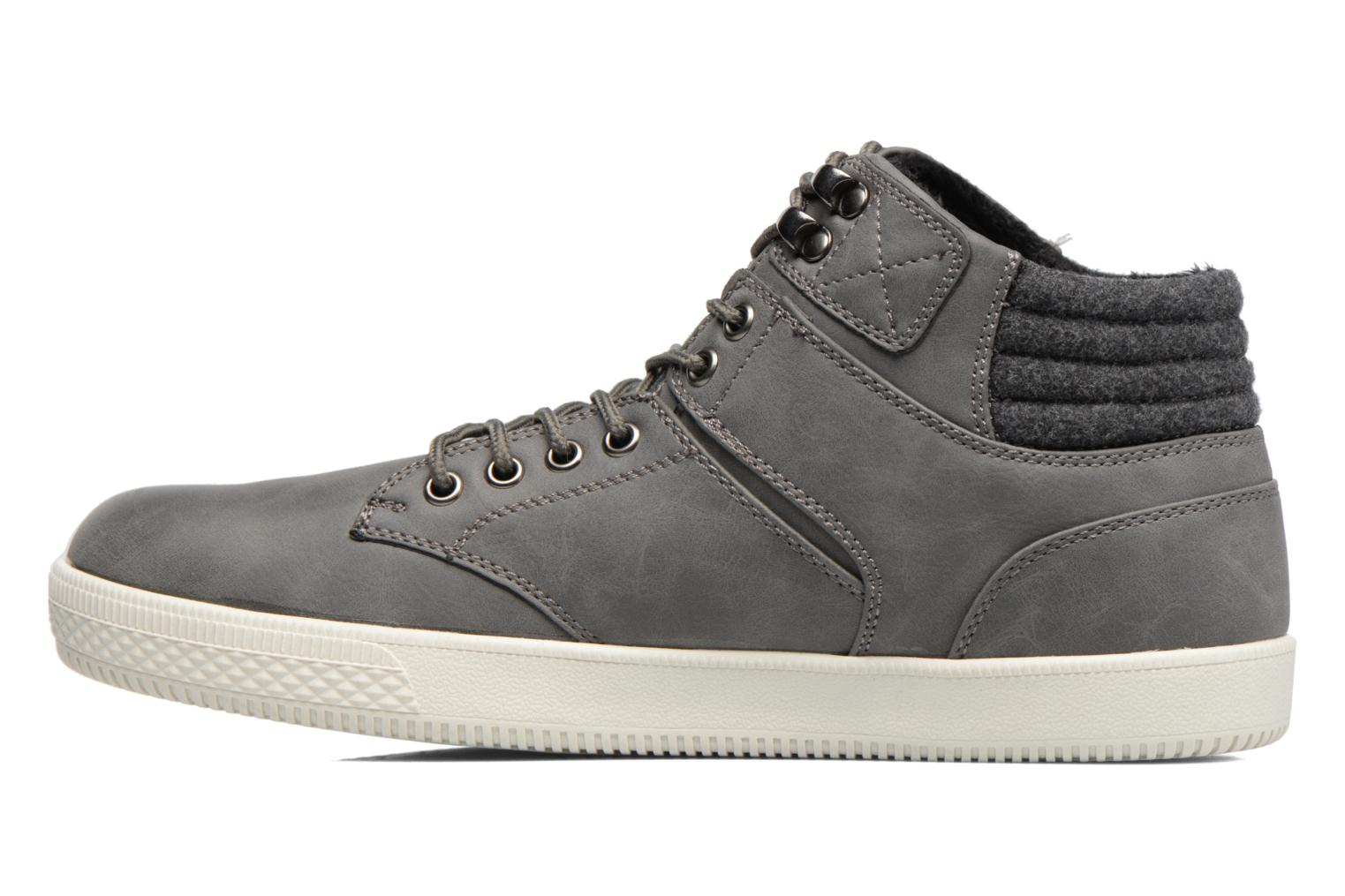 Trainers I Love Shoes SOANE Grey front view