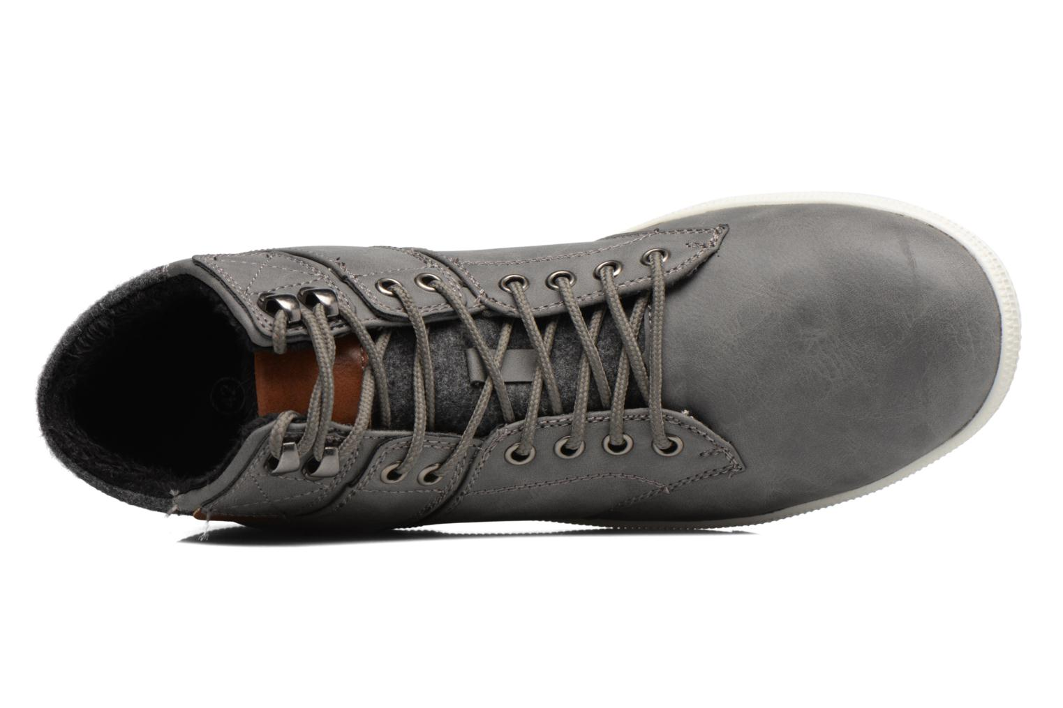 Trainers I Love Shoes SOANE Grey view from the left
