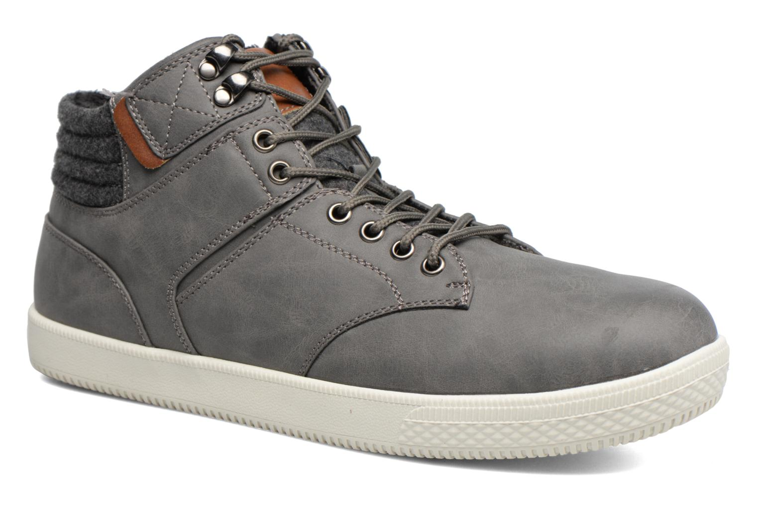 Trainers I Love Shoes SOANE Grey detailed view/ Pair view