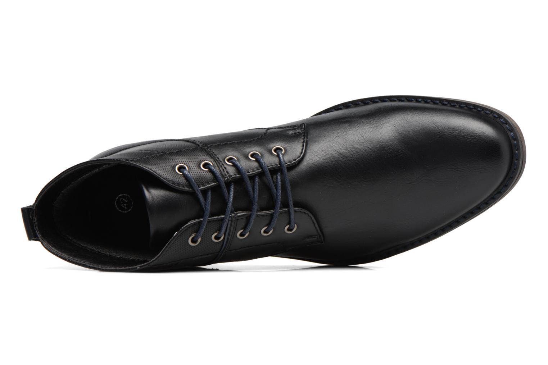 Bottines et boots I Love Shoes SIMEON Noir vue gauche