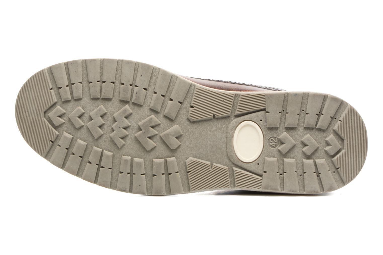 Stivaletti e tronchetti I Love Shoes SANDRIC Marrone immagine dall'alto