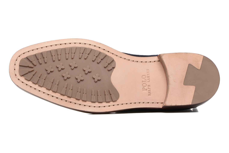 Bottines et boots Polo Ralph Lauren Dillian II Bleu vue haut