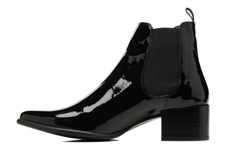 Bottines et boots Billi Bi Ane Noir vue face
