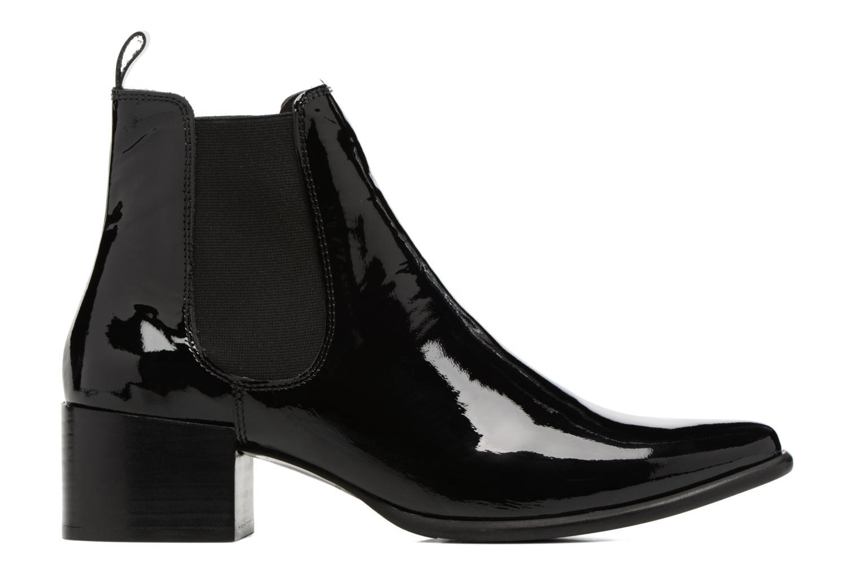 Bottines et boots Billi Bi Ane Noir vue derrière