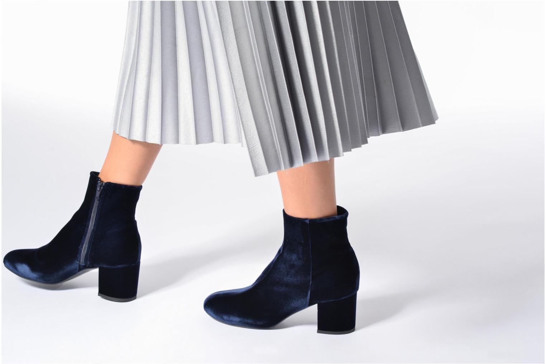 Boots en enkellaarsjes Billi Bi Jonna Blauw onder