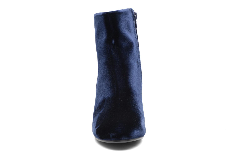 Bottines et boots Billi Bi Jonna Bleu vue portées chaussures
