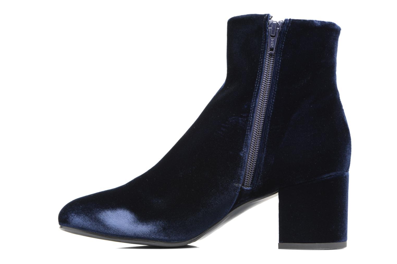 Boots en enkellaarsjes Billi Bi Jonna Blauw voorkant