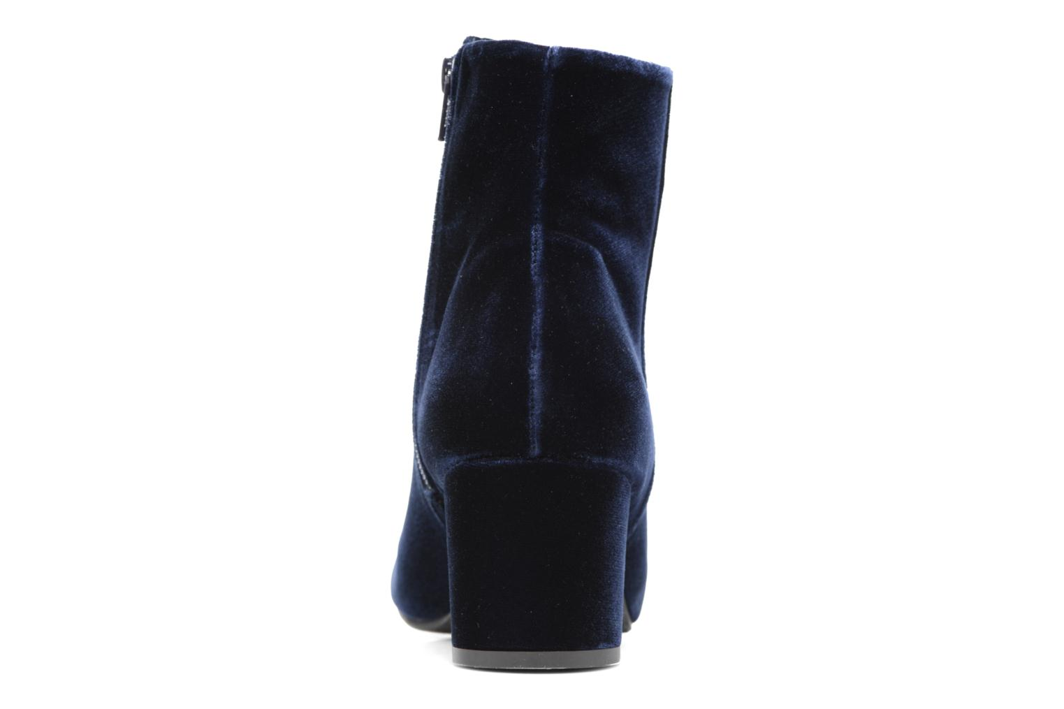 Ankle boots Billi Bi Jonna Blue view from the right